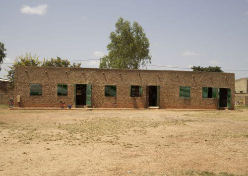 Schulhaus von Francoise