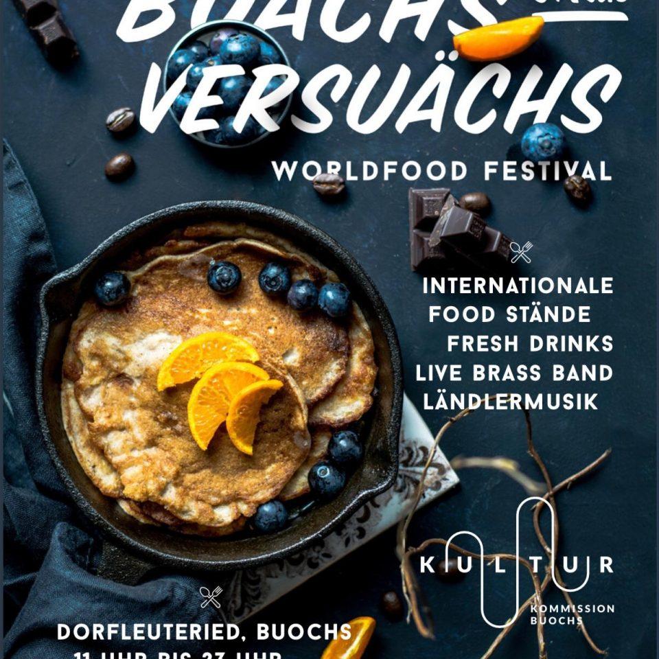 Buächs Versuächs Worldfood Festival