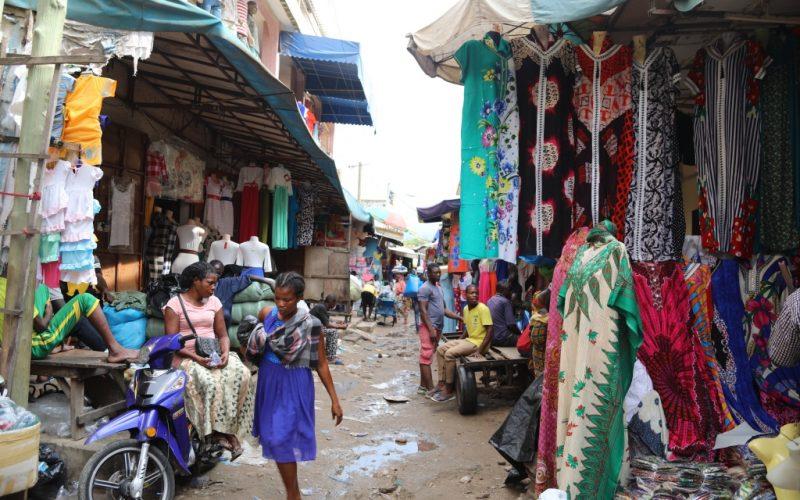 Markt Togo
